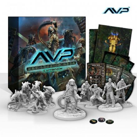 AvP: The Hunt Begins – Hot Landing Zone Expansion